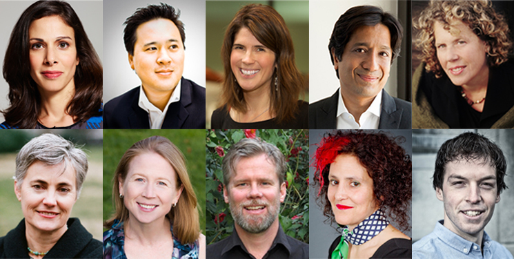 Ten experts on the sharing economy