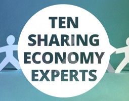 Ten sharing economy experts